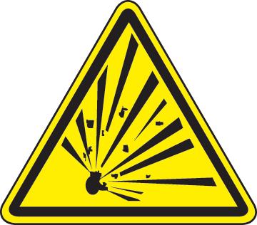 explosive-material-hazard