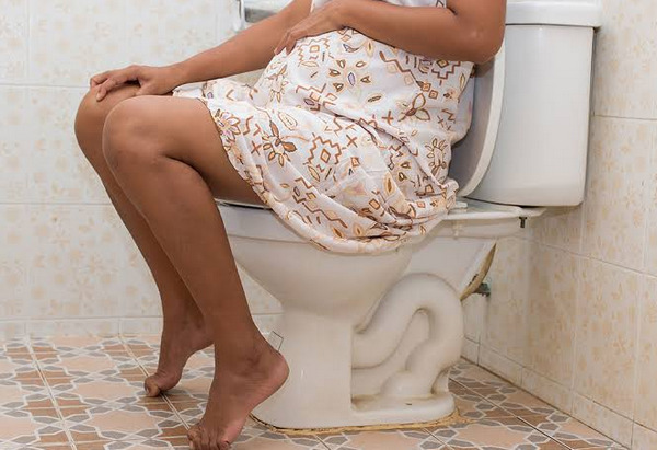Pregnant women are at risk for developing excessive ketones in the urine