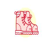 Boots Necessary lab symbol