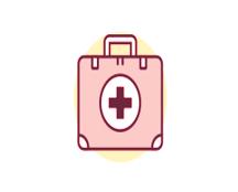 First Aid Station lab symbol