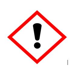 Irritant lab symbol