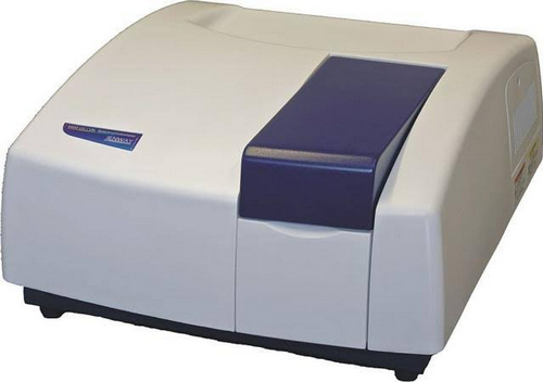 double-beam spectrophotometer image