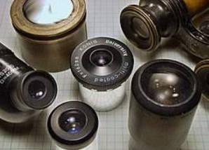 microscope eyepiece