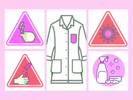 Lab safety Rules and Precautions
